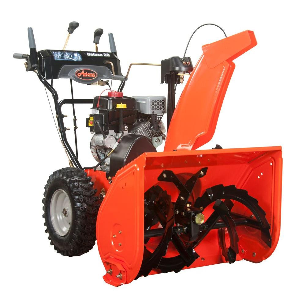 Consumer Reports on Snow Blowers